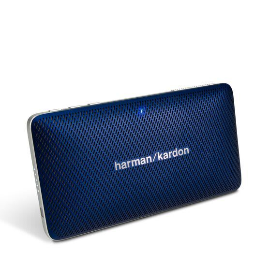 Esquire Mini - Blue - Wireless, portable speaker and conferencing system - Detailshot 4