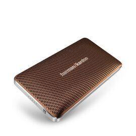 Esquire Mini - Brown - Wireless, portable speaker and conferencing system - Hero
