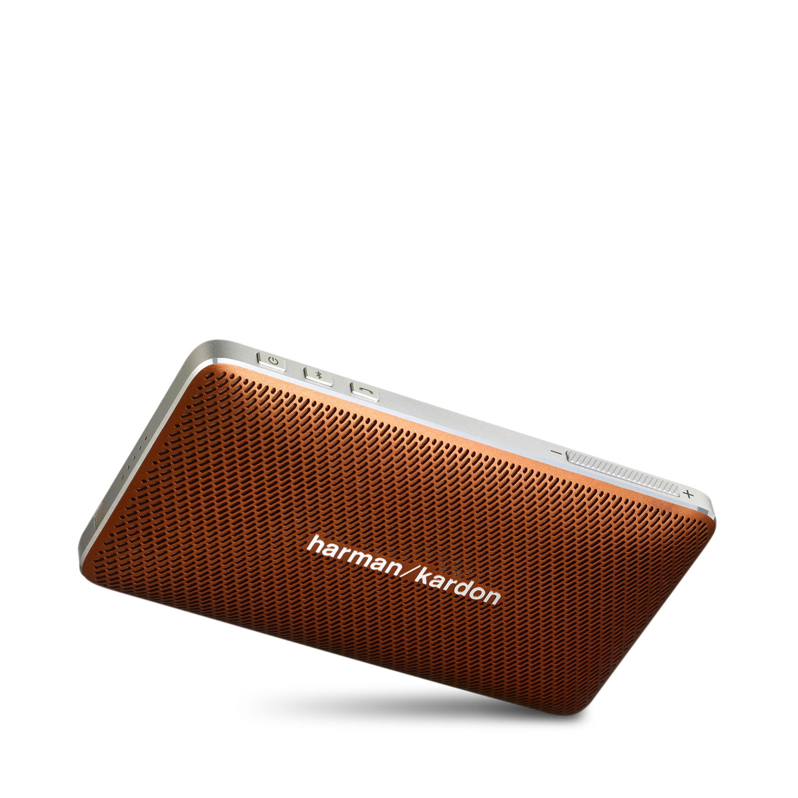 Esquire Mini - Brown - Wireless, portable speaker and conferencing system - Detailshot 4