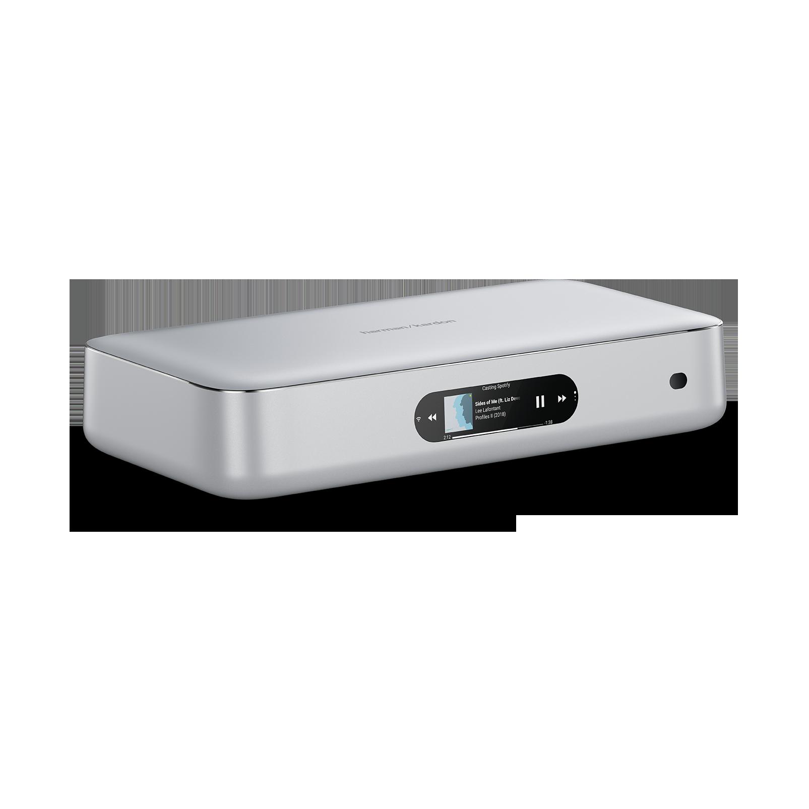 Harman Kardon Citation Adapt - Grey - The compact wireless digital AV  adapter - Detailshot 1