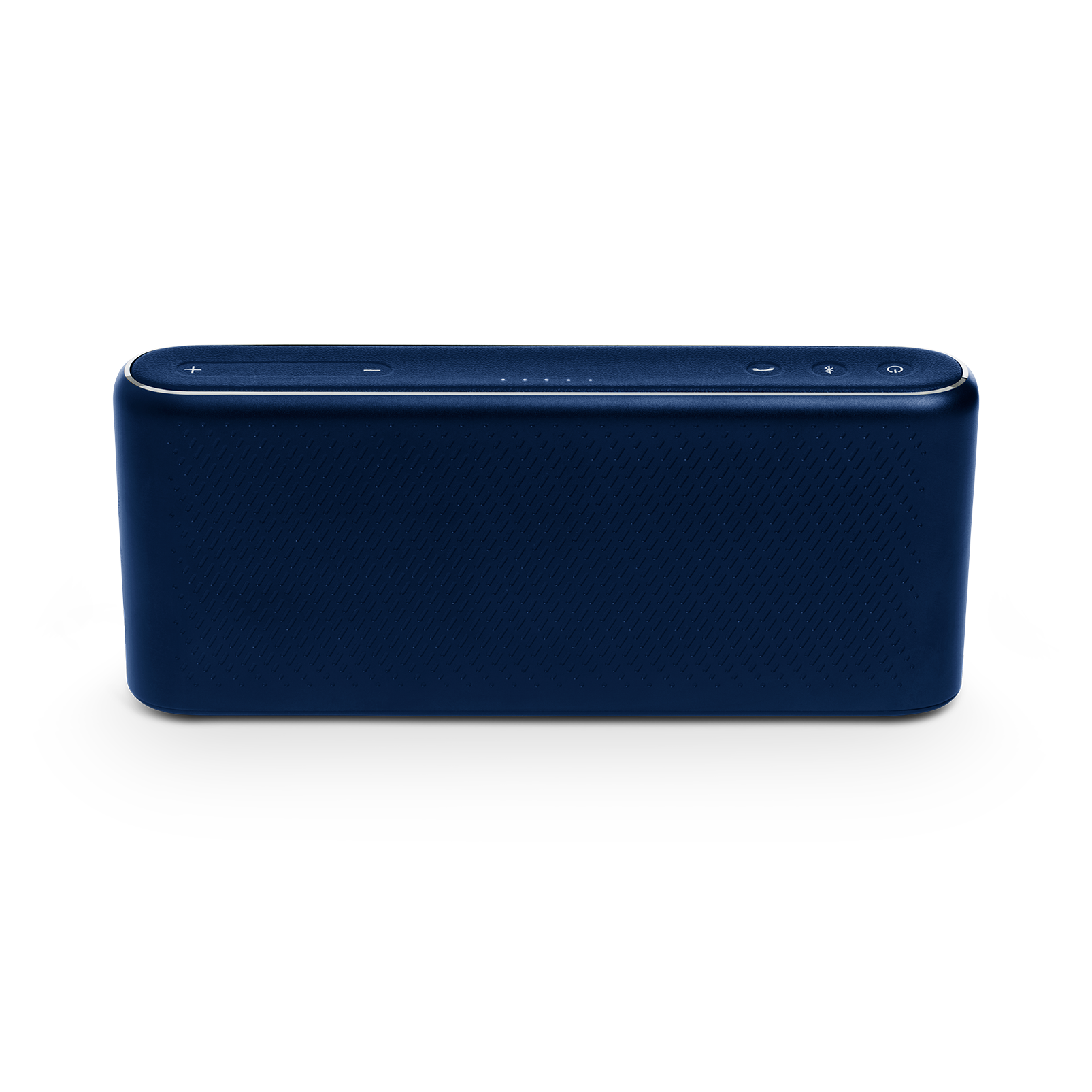Traveler - Blue - All-in-one travel speaker - Back